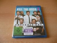 Blu Ray Kill the Boss 2 - Extended Cut - 2014 - Jennifer Aniston + Christoph Wal