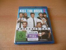 Blu Ray Kill the Boss 2 - Extended Cut - 2014 - Jennifer Aniston + Christoph Wal