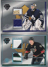 03-04 Pacific Luxury Suite Mike Modano /100 Stick Jersey PATCH
