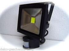 20 Watt SMD RÉFLECTEUR LED Projecteur 3000 K avec capteur de mouvement