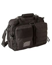 Black Nav Bag Laptop Case Military Security Tactical Rucksack Army
