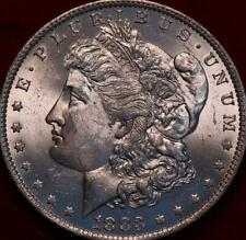 Uncirculated 1883-O New Orleans Mint  Morgan Dollar