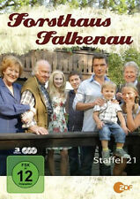 3 DVDs * FORSTHAUS FALKENAU - STAFFEL 21 # NEU OVP §