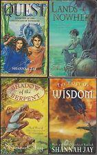 The Chronicles of Tenebrak, Shannah Jay. 4 Books. In Stock in Australia