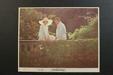 LOT: TWO 1974 THE GREAT GATSBY ORIGINAL MOVIE PROMO STILL PHOTOGRAPHS~REDFORD~