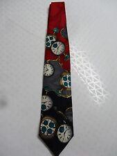 Raphael Pocket Watch Men's Tie