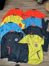 org. Adidas Schiedrichter SET Trikots Hose Stutzen - Referee - UEFA EM 2008