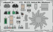 Eduard 1/72 Grumman Hellcat Mk.I Weekend # SS572