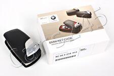Genuine BMW OEM Key Fob Holder Bag Cover Case URBAN GREY 1 3 4 5 6 7 Series X3