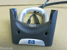 HP 308096-001 PDA Cradle USB / Serial Dock PE2035A Black/Silver