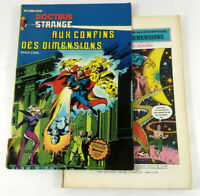 BD Comic  Doctor Strange Tome 2 Aux Confins des Dimensions 1981 Artima Marvel