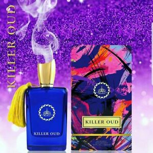 Killer Oud Men's Eau de Parfum Fragrance EDP Spray 100ml brand perfume