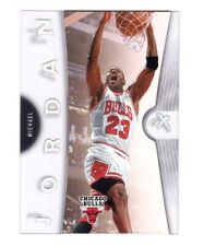 New listing 2006-07 Fleer EX Acetate Card Michael Jordan Bulls