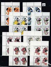 KS 4X SOMALIA 2002 - MNH - FLORA - FLOWERS