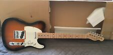 Brand New Fender Squire Telecaster Electric Guitar Classic 60s Design.NEW IN BOX