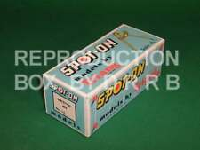 Spot-On #115 Bristol '406' - Reproduction Box by DRRB