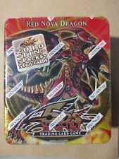 Yu-Gi-Oh Red Nova Dragon Tin