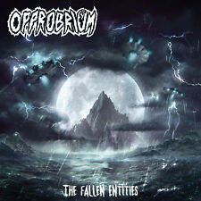 OPPROBRIUM - The Fallen Entities CD serpent temptation beyond the unknown slayer