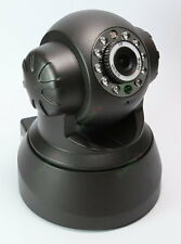 Professional MJPEG CMOS Sensor NightVision Wireless Cordless IP Camera New