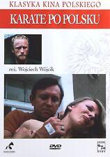 Karate po polsku (DVD) Wojciech Wojcik (Shipping Wordwide) Polish film