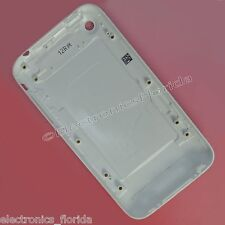White iPhone 3 16GB Back Housing Rear Door Battery Cover Part Replacement b242