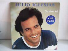 JULIO IGLESIAS Sentimental 84357