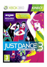 Xbox 360 Just Dance 3 Game SPECIAL EDITION - boxed - Excellent Condition. £9.99