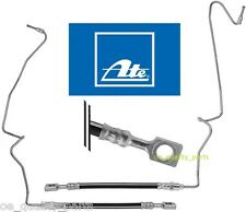 ATE OE Rear Brake Hose Pipes Pipe VW Golf Mk4 Bora Audi TT SEAT Leon Left Right