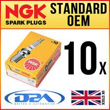 10x NGK BPR4FS (1127) Standard Spark Plug *Wholesale Price SALE*