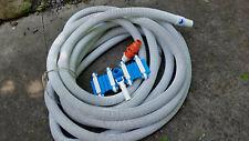 Pool vacuum head, 20+ft. of hose and primer