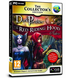 Dark Parables The Red Riding Hood Sisters GAME NEW