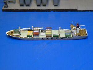 Containerschiff Santa Victoria (N) in 1:1250 Hersteller UVM 2