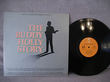 The Buddy Holly Story, Soundtrack, Epic Records SE 35412, 1978, Gary Busey, Rock