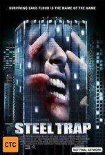 Steel Trap (DVD, 2008)