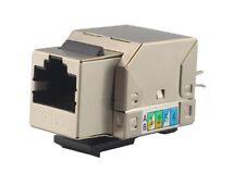 PRESA DATI STP FTP  RJ45 CAT6 KEYSTONE schermato 8P8C internet ethernet rete