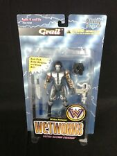 Grail Whilce Portacio's Wetworks Ultra-Action Figures McFarlane Toys 1995
