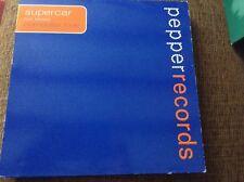"supercar - computer love - excellent condition 12"" pepper records"