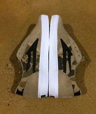 Lakai Vincent Alvarez Size 13 Sand Camo Suede Pro Select BMX DC Skate Shoes