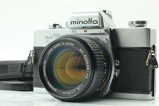 [Mint💥New Seals💥Meter Works/Strap] Minolta SRT Super + MC Rokkor-PG 50mm f/1.4