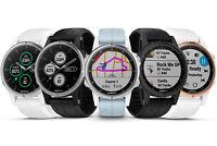 Garmin fenix 5S Plus Multisport GPS Smartwatch   Wrist Heart Rate   BRAND NEW