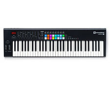 NOVATION LAUNCHKEY 61 MKII MK 2 MIDI USB CONTROLLER KEYBOARD VELOCITY-SENSITIVE