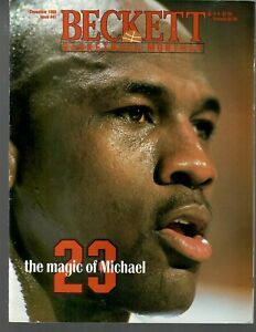 Beckett Issue 41, December 1993, Jordan cover, Ex condition