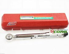 38 Dr Micrometer Adjustable Torque Wrench 10 80ftlb Micro Meter