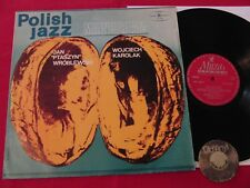 LP Polish Jazz  JAN WROBLEWSKI WOJCIECH KAROLAK  Mainstream 1974 | M-