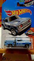 Hot Wheels 1978 Dodge Li'L Red Express Truck 2017-131 (N4)