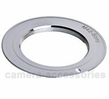 M42 lens to Sony Alpha A AF Minolta MA Mount Adapter Ring for A550 A700 A900 A77