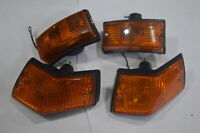 Turn signal set -TRIOM- Vespa PX80, PX125, PX150, PX200, T5 125cc  E MARK