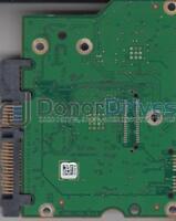 ST2000DL003, 9VT166-302, 0114 D, Seagate SATA 3.5 PCB