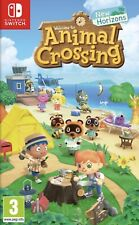 Animal Crossing New Horizons SWITCH NINTENDO (NEUF ET SOUS BLISTER 10 UNITÉS)