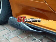 CARBON FIBER SIDE SKIRTS APRONS CANARDS FLIPPERS SPLITTERS VW Golf 6 VI MK6 GTI